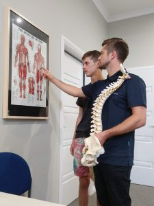Chiropractor Brookhampton - Lower Back