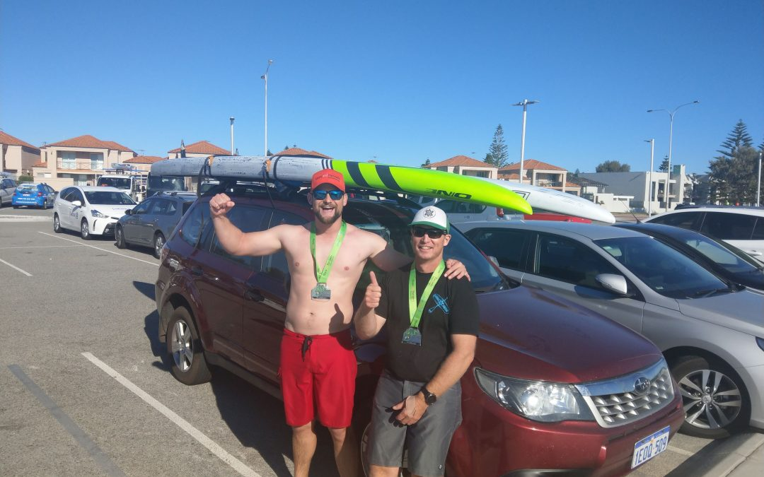 Standup Paddleboarding: My experience